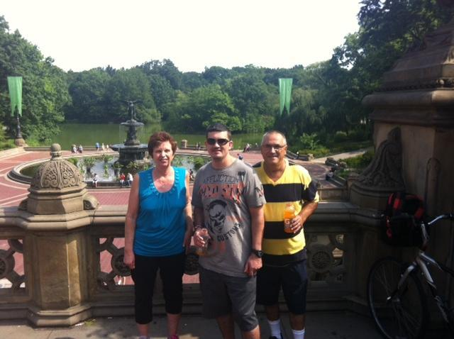 BIke tour in Central park